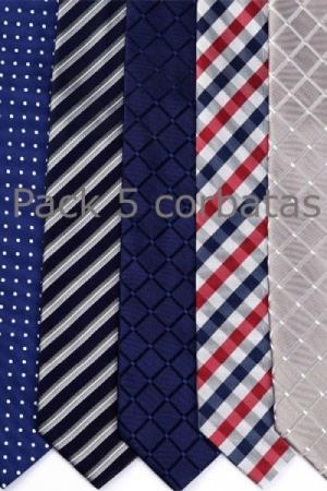pack ahorro corbata