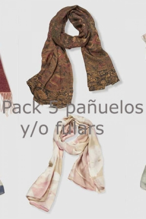 pack ahorro 5 pañuelos