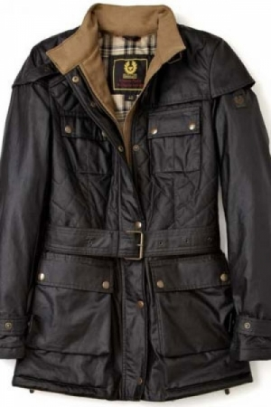 ropa barbour acolchada